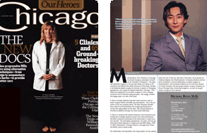 Chicago Magazine Top Doc